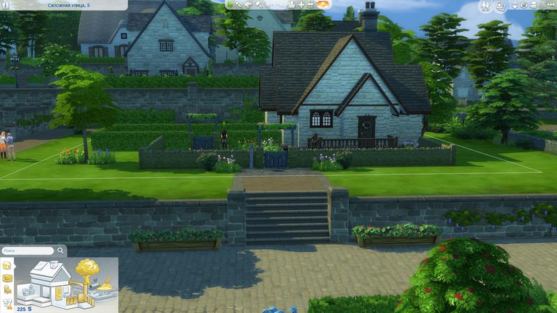 Дом, в котором Йеннифэр в итоге поселилась   The Sims 4, «Загородная жизнь»