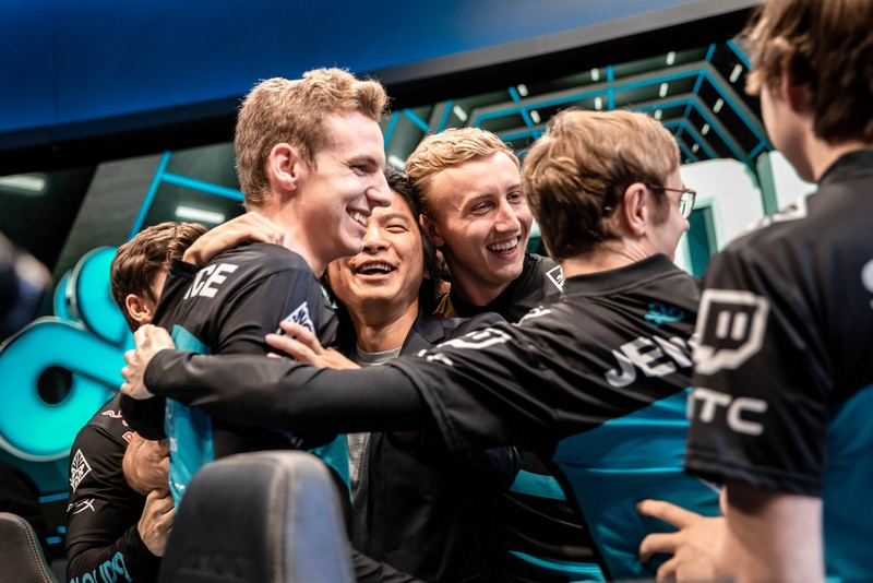 Cloud9 once again won the gauntlet in NA to qualify | Photo by LoL Esports