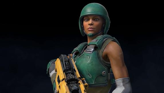 В Quake Champions добавили персонажа Athena и режим «Червоточина»