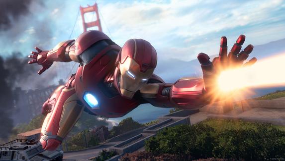 Marvel's Avengers заняла первое место в британском чарте продаж