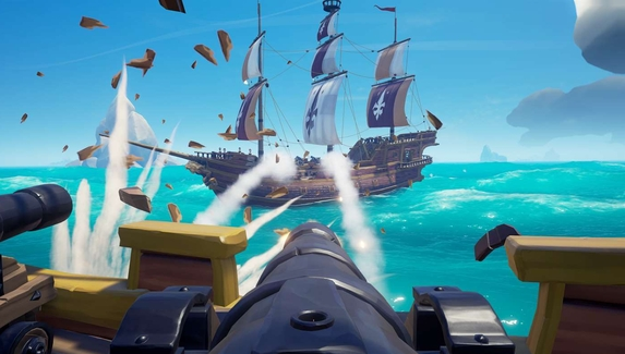 Twitch организует турнир по Sea of Thieves