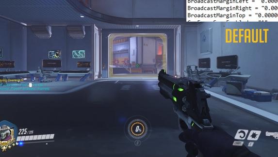 Игрок нашел способ изменить интерфейс Overwatch на ПК