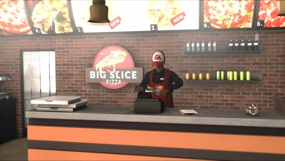 Анонсирован симулятор пиццерии Pizza Simulator