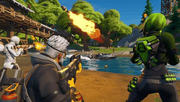 Fortnite стала киберспортивной игрой года по версии Golden Joystick Awards 2019