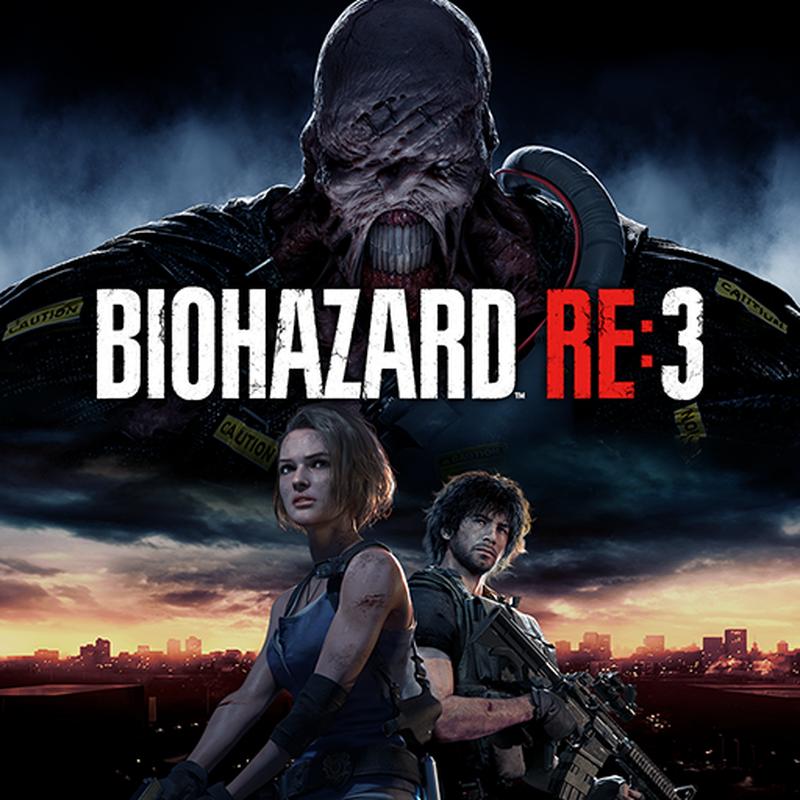 Обложка Resident Evil 3 Remake | Источник: gamstat.com