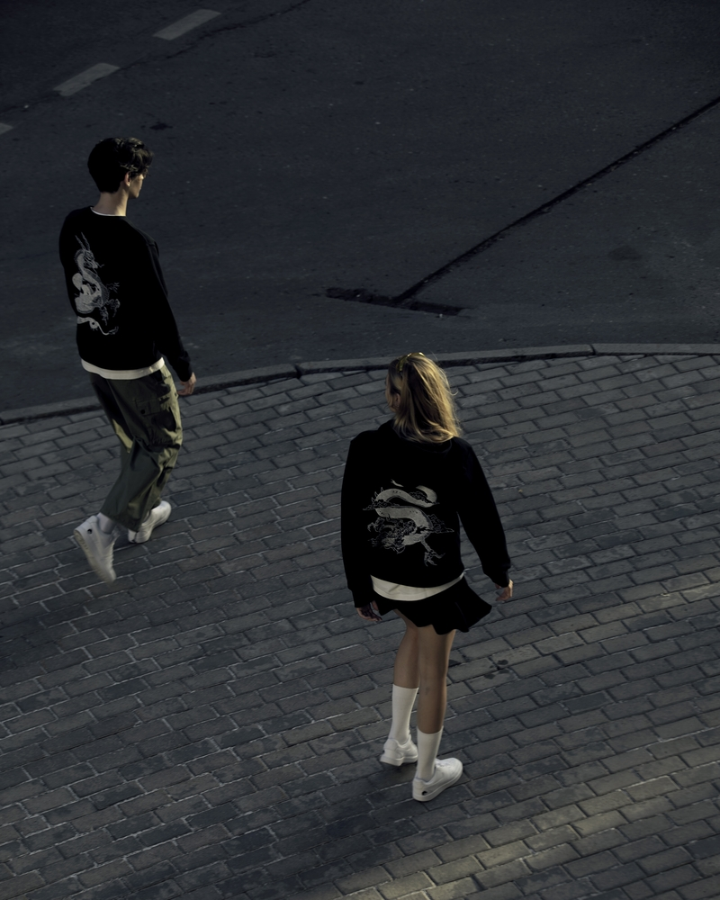Team Spirit X Nike