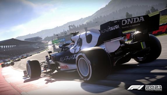 F1 2021 получила первую скидку в PlayStation Store