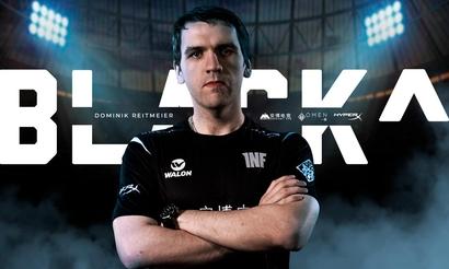 Black^ будет выступать за Infamous до конца сезона