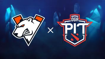 Virtus.pro will play in OGA Dota PIT Season 4