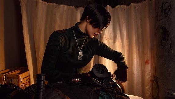 Романтика постапокалипсиса. Косплей Анны и Артёма из Metro 2033