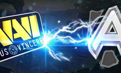Матч между Natus Vincere и Alliance стал самым популярным на WePlay! Valentine Madness