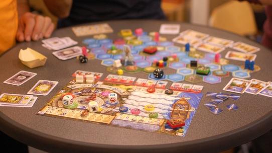 Настольные игры, которые были сделаны по мотивам компьютерных игр
