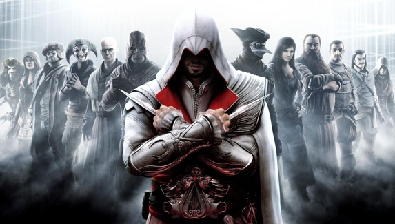 Захват крепостей и акцент на охоте — в сеть слили детали новой Assassin's Creed