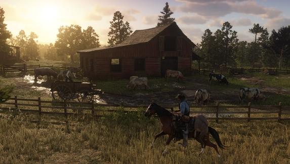 Rockstar Games объявила состав подарка‑извинения игрокам в RDR 2 на ПК