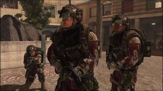 Армия и игры