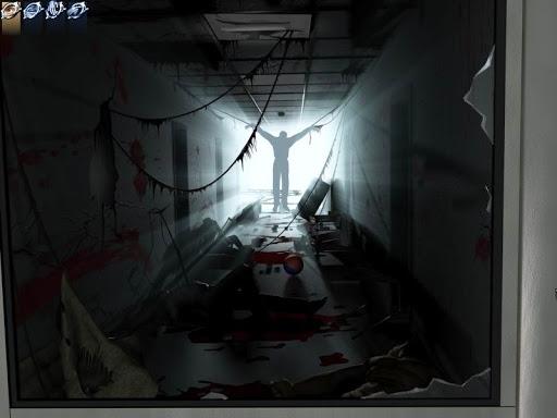Скриншот из игры «Черный оазис»