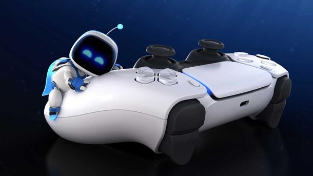 Контроллер PS5. Изображение: Sony