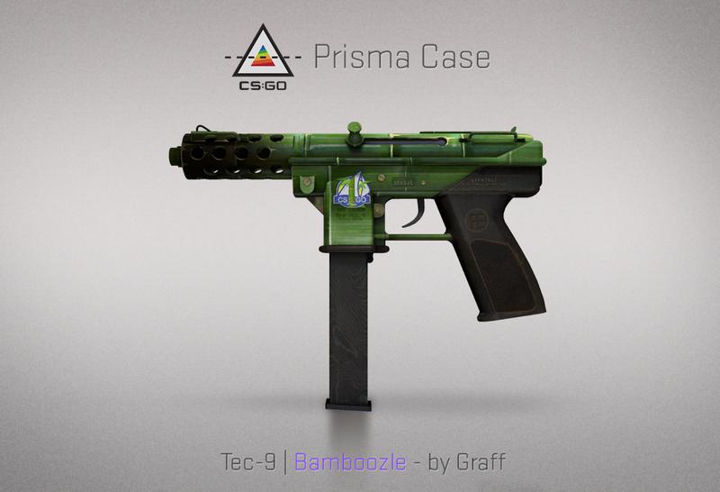 Prisma Tec-9