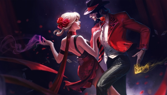 Шоу «Танцы» на Cybersport.ru — самые зажигательные движения в компьютерных играх