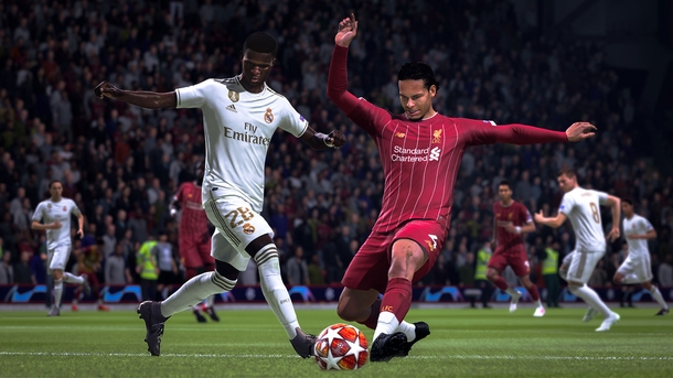 FIFA, или «ногомяч»