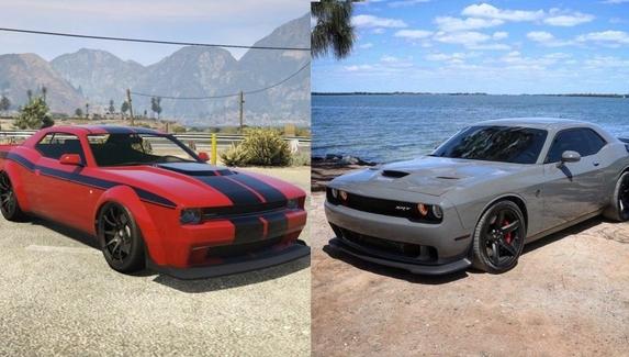Тест: С какой реальной машины скопирована модель из GTA V?
