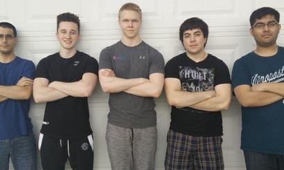 Team Archon подписывают North American Rejects