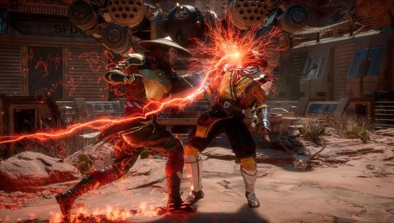 Объявлена дата выхода фильма о Mortal Kombat