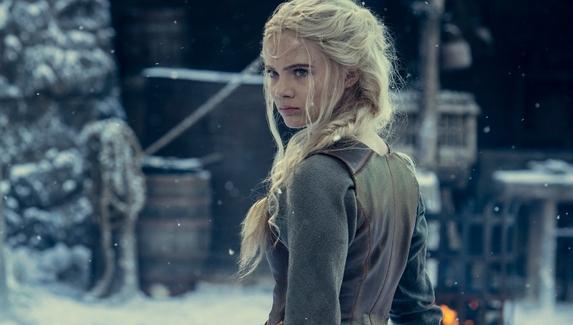 Львенок взял меч — появились первые фотографии Цири из второго сезона «Ведьмака»