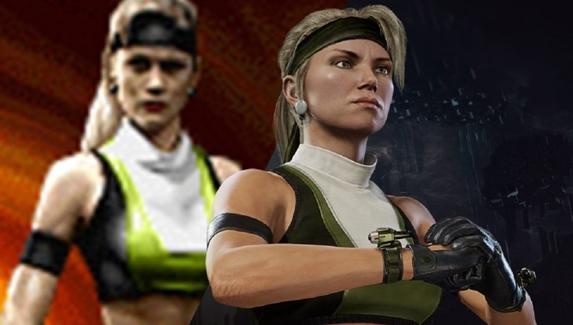 Косплей на Соню Блейд от 50-летней модели, сыгравшей героиню в Mortal Kombat 3