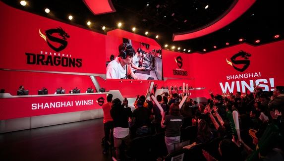 Shanghai Dragons выиграли первую игру в OWL. До этого они проиграли 42 раза!