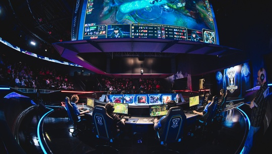 Nine cool facts you (probably) didn't know about Worlds