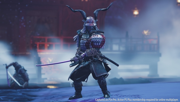В Ghost of Tsushima добавили броню в стиле Bloodborne и God of War