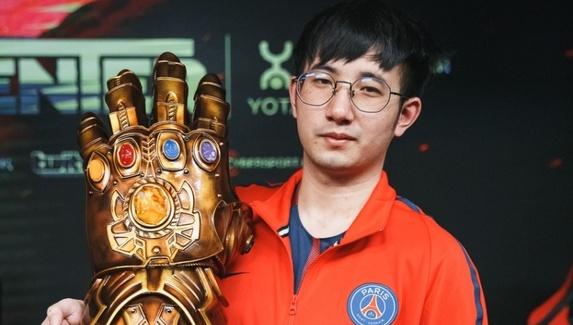 PSG.LGD сыграет с Virtus.pro в полуфинале виннеров The Chongqing Major