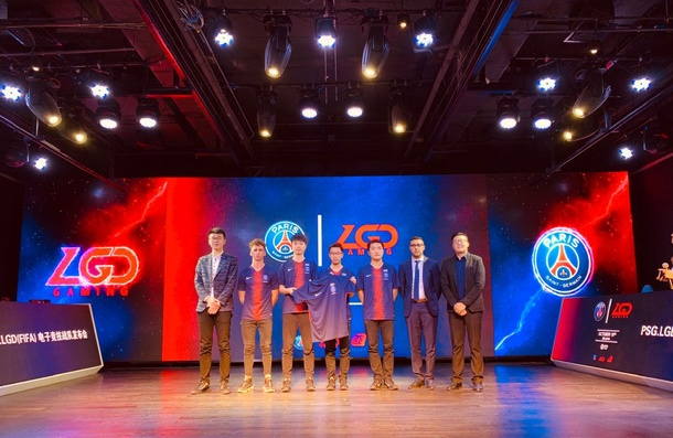 Презентация состава в Пекине