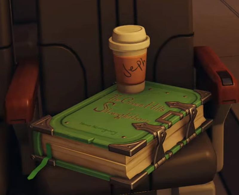 Из Overwatch 2 удалена отсылка к бывшему директору игры
