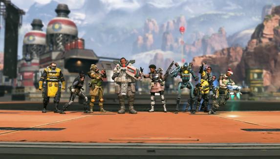 Разработчики Titanfall представили «королевскую битву» Apex Legends