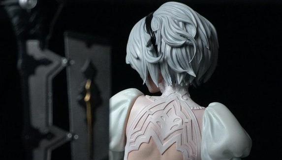 Creation Studio представила фигурку 2B из NieR: Automata — ее можно раздеть