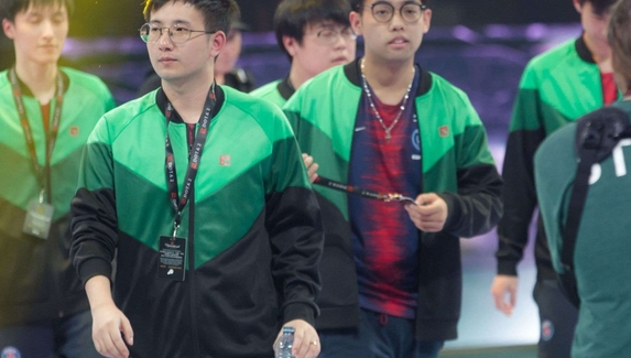 PSG.LGD сыграет с Vici Gaming в плей-офф квалификации The Chongqing Major