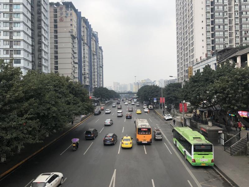 Весенний Чунцин, 2019