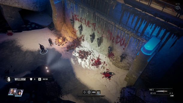 При том, что картинка в игре не столь уж технологична, игра все же способна выдавать эффектные сцены