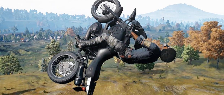 Призраки и летающие мотоциклы: избранные баги в PUBG