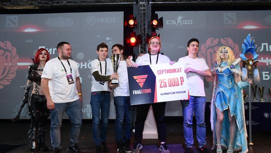 Киберспорт для компаний. Третий сезон «Лиги Чемпионов Бизнеса» уже анонсирован!