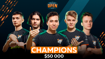 Virtus.pro is a DreamHack Open December 2020 champion