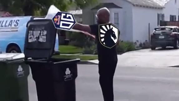 Team Secret: «Liquid, спасибо, что вынесла мусор»