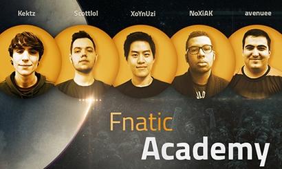 Fnatic Academy снова в строю!