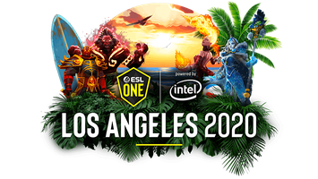 ESL One Los Angeles 2020 is canceled