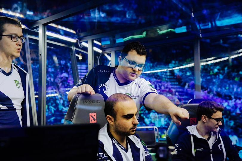 """MinD_ContRoL at TI7: """"If we get our game up, we can win the tournament"""""""