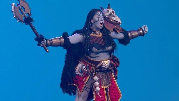 Косплей с BlizzCon 2019 — королева Азшара в пижаме и другие персонажи из игр Blizzard