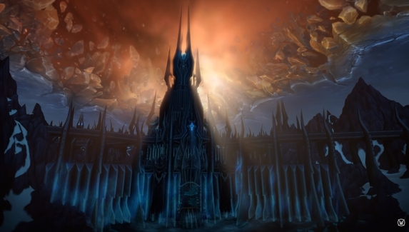 На BlizzCon 2019 показали трейлер World of Warcraft: Shadowlands