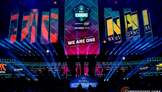 "In the moment: ESL One Cologne, the ""Cathedral of Counter-Strike"""